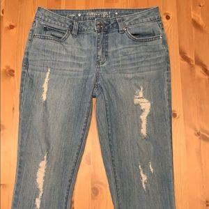 Jennifer Lopez Capri pants